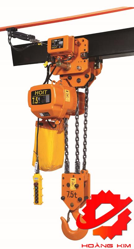 Pa lăng xích điện 7,5 tấn