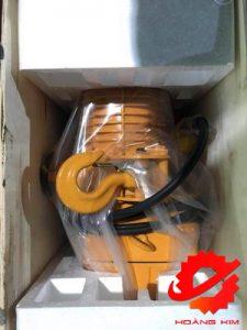 Pa lăng xích điện 1 tấn cố định